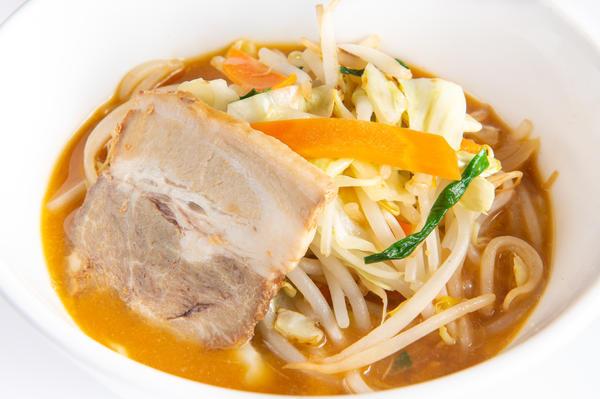 第2位「濃厚鶏白湯味噌タンメン」のイメージ画像
