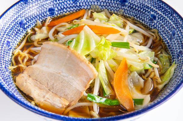 清湯醤油タンメンのイメージ画像