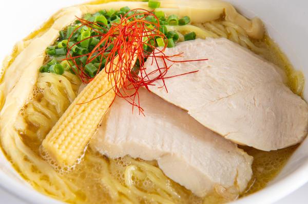第1位「濃厚鶏白湯そば」のイメージ画像