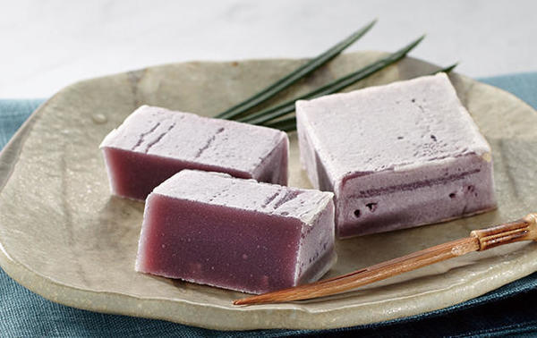 第2位「紫芋きんつば」のイメージ画像