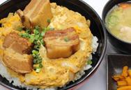 ヤマブ味噌の自家製豚角煮丼のイメージ画像