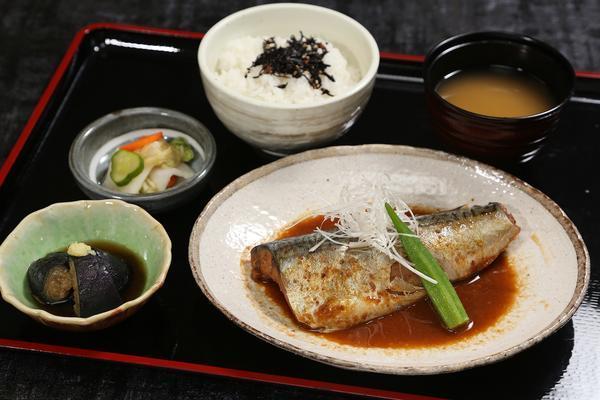第2位「金華鯖味噌煮定食」のイメージ画像