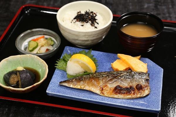 第2位「金華鯖塩焼き定食」のイメージ画像