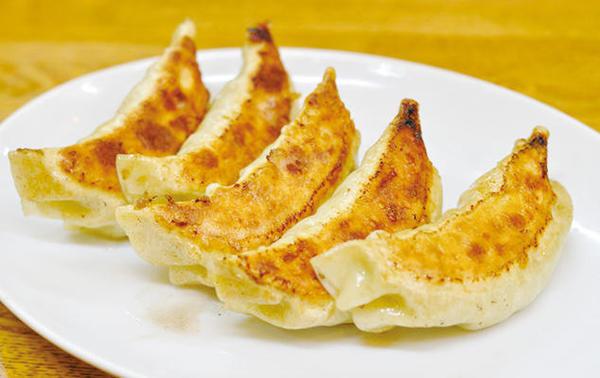 第3位「宇都宮餃子館 4色餃子」のイメージ画像