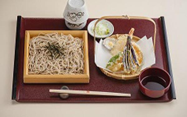 第1位「天ざる蕎麦」のイメージ画像