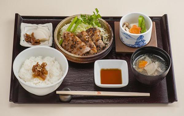 第3位「和豚もちぶた生姜焼き定食」のイメージ画像