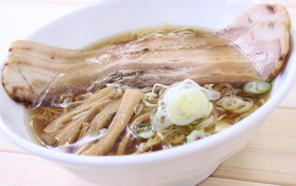 第2位「那須豚のチャーシュー麺」のイメージ画像