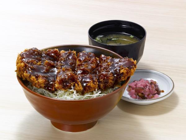 第1位「会津ソースかつ丼」のイメージ画像