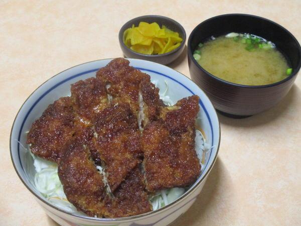 第2位「会津ソースカツ丼」のイメージ画像