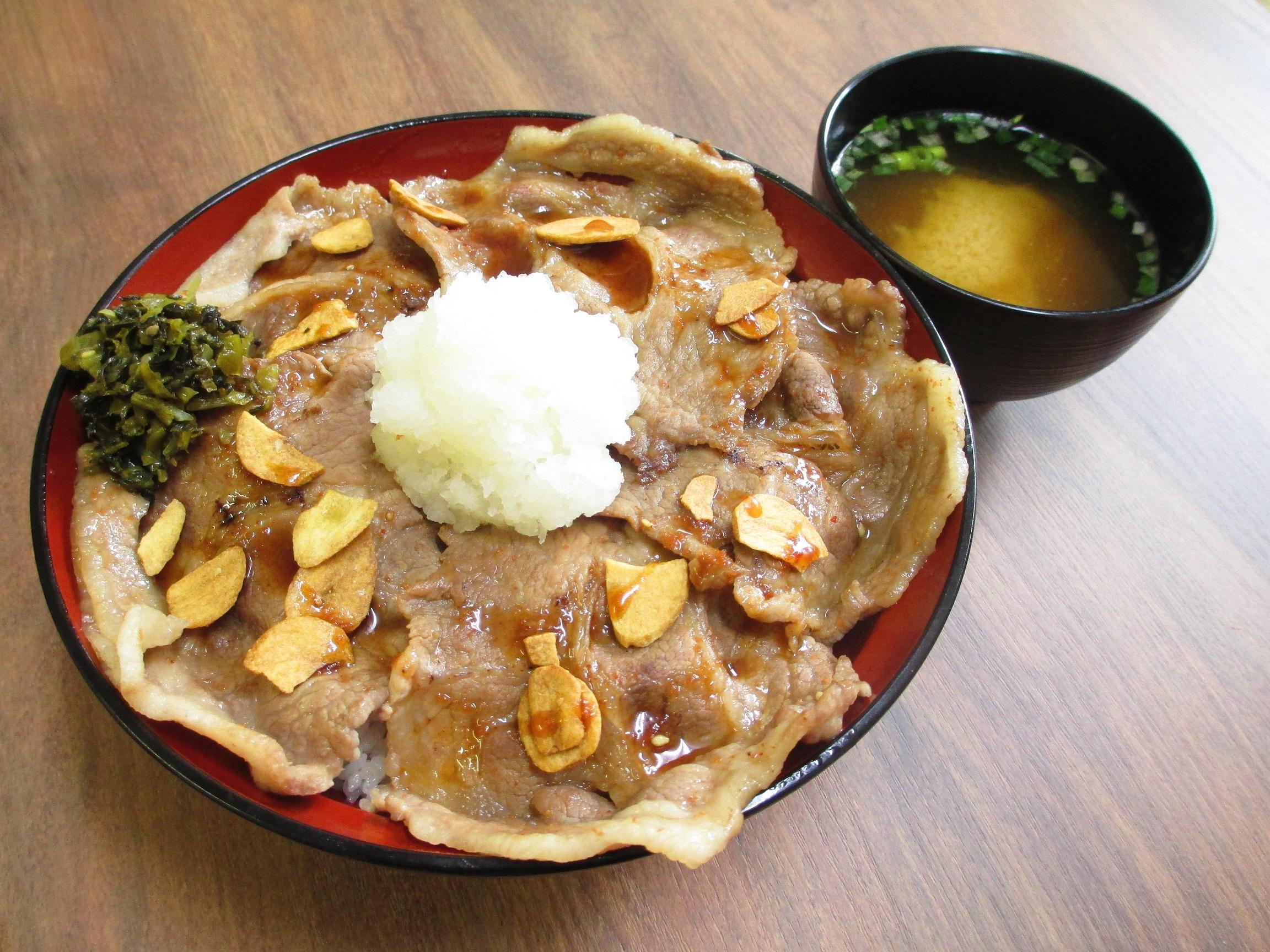 福島豚丼のイメージ画像