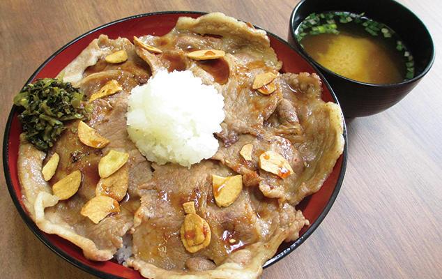 第2位「福島豚丼」のイメージ画像