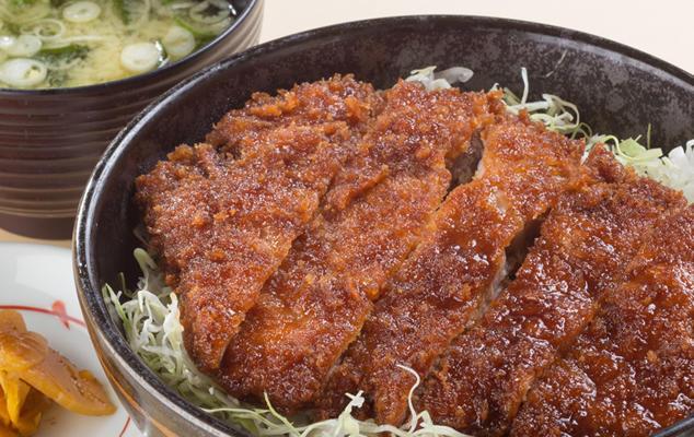 第3位「福島県産ソースカツ丼」のイメージ画像