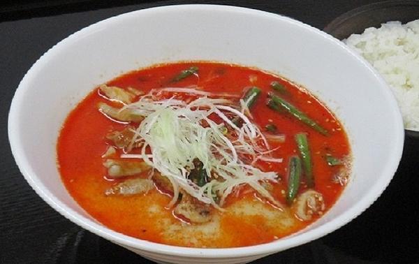 第3位「ホルモン担々麺」のイメージ画像