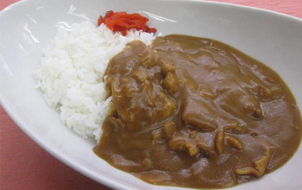 第2位「福島ポークカレー」のイメージ画像
