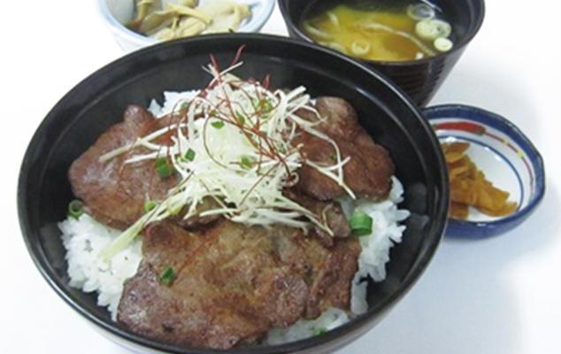 第3位「牛タン丼」のイメージ画像