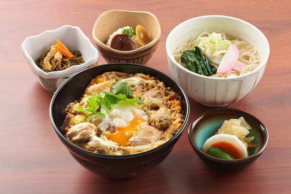 第3位「川俣シャモ丼セット」のイメージ画像