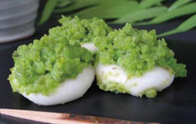 第3位「北上京ずんだ餅」のイメージ画像