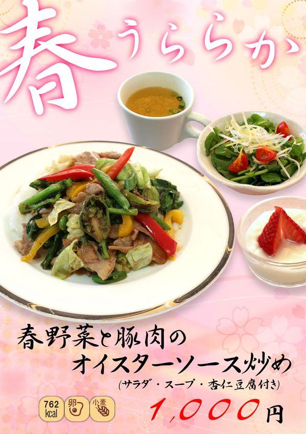 春野菜と豚肉のオイスタソースー炒め(レストラン).jpg