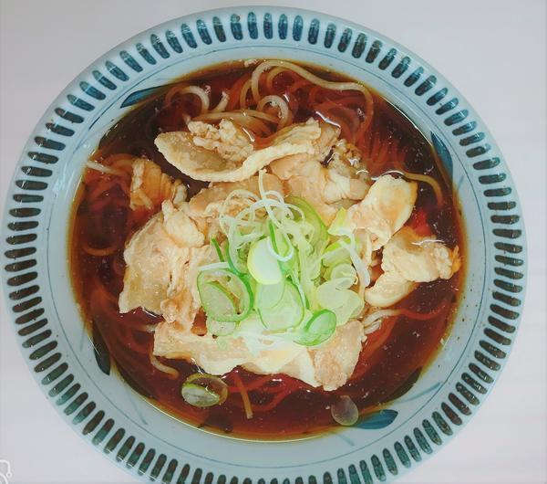 第3位「肉そば」のイメージ画像