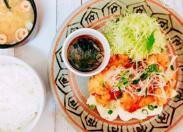 第3位「チキン南蛮風定食」のイメージ画像