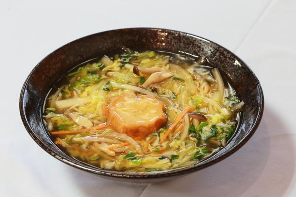 第2位「野菜う~めんあんかけ(和風)」のイメージ画像