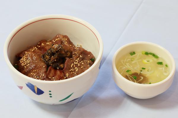 第1位「牛たん麦めし丼」のイメージ画像