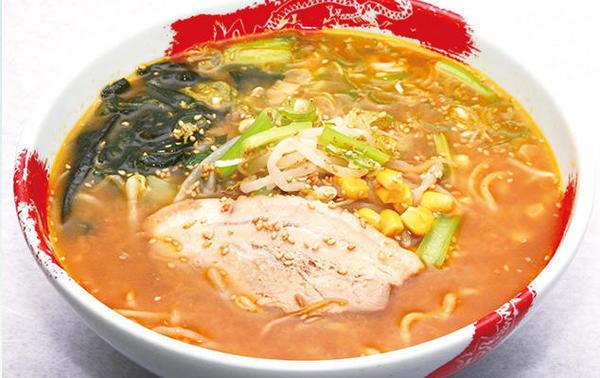第1位「仙台味噌ラーメン」のイメージ画像