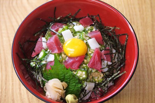 第2位「海仙ばくだん丼」のイメージ画像