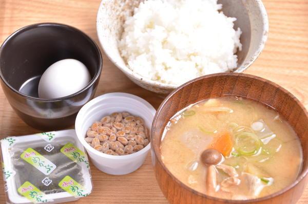 第3位「豚汁定食」のイメージ画像