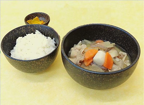 朝豚汁定食のイメージ画像