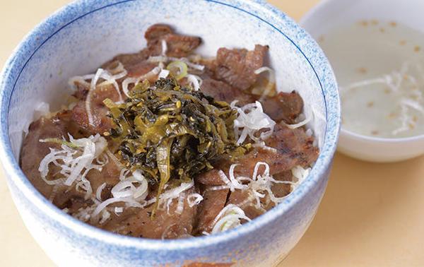 第1位「たん塩丼」のイメージ画像