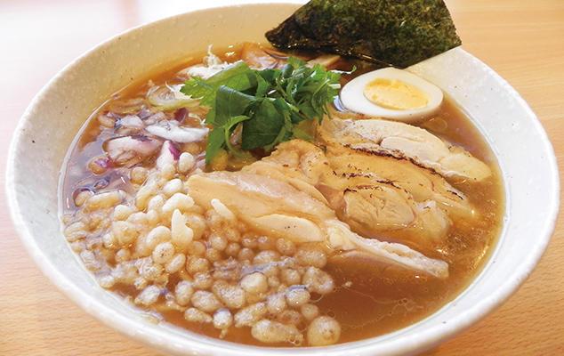 第3位「鶏中華ラーメン」のイメージ画像