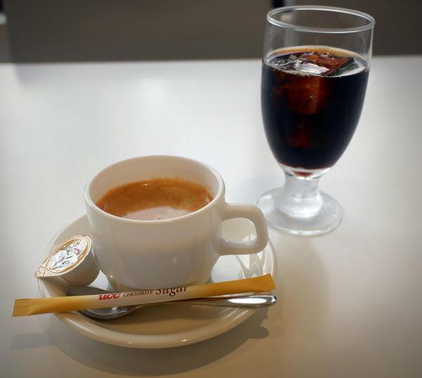 JAF会員コーヒー.JPG