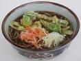 桜エビと山菜の天ぷらそば650.JPG