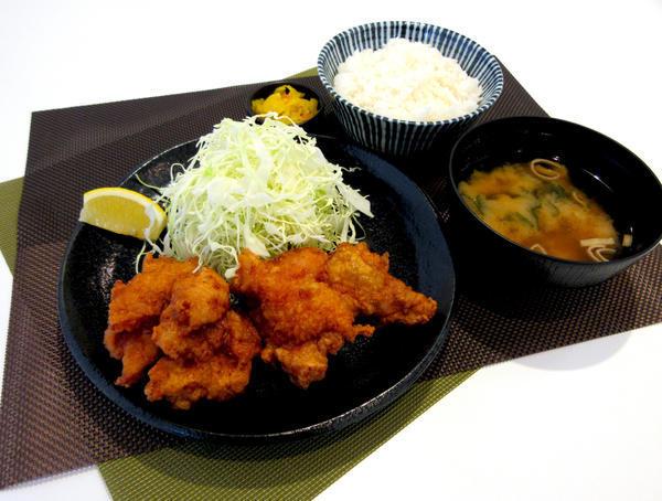 第3位「鶏から揚げ定食」のイメージ画像