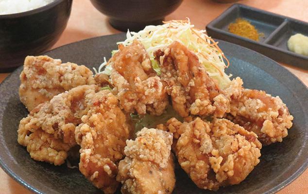 第3位「特盛鶏唐揚定食」のイメージ画像