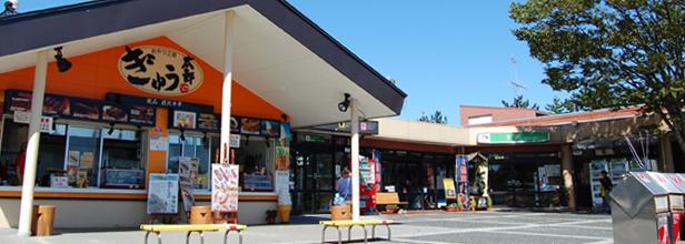 東北自動車道 前沢SAのイメージ画像