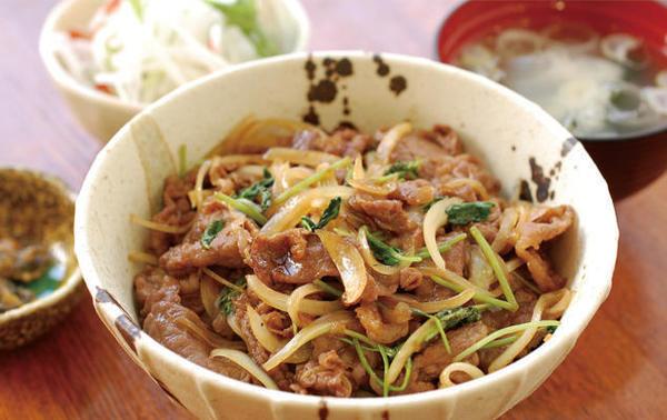 第2位「前沢牛牛丼」のイメージ画像
