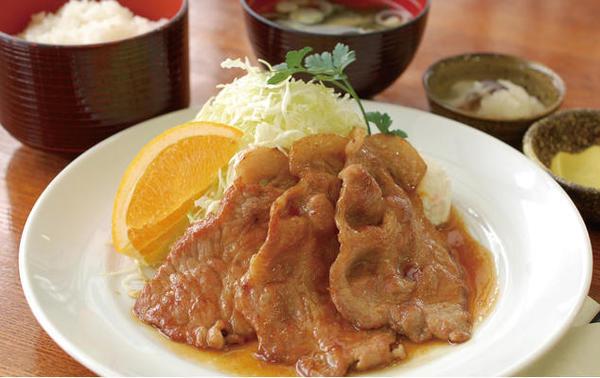 第3位「佐助豚焼肉定食」のイメージ画像