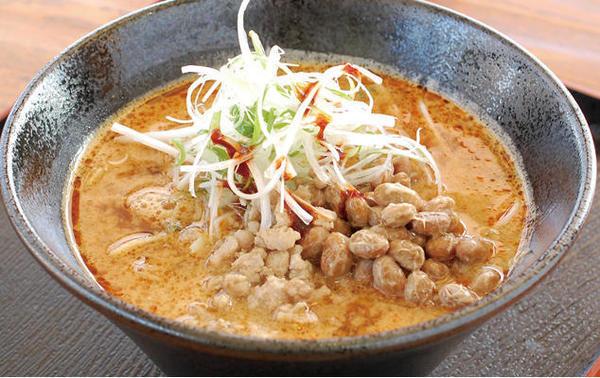 第3位「豆太郎納豆ラーメン」のイメージ画像