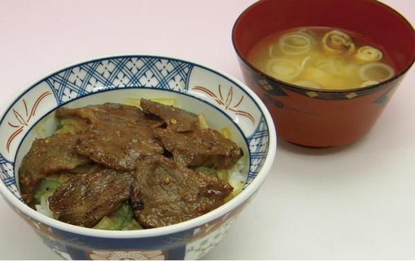 第3位「前沢牛焼肉丼」のイメージ画像
