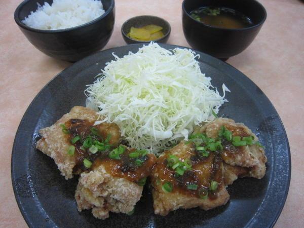 第1位「油淋鶏定食」のイメージ画像