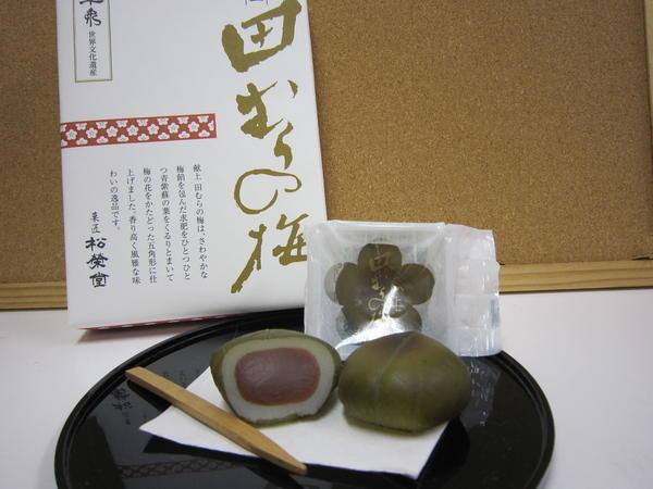 田むらの梅のイメージ画像