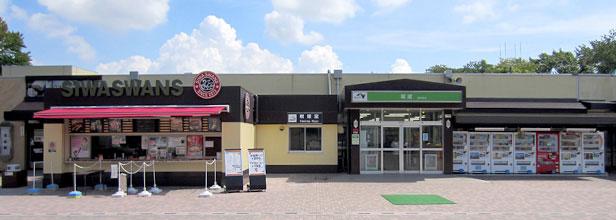 東北自動車道 紫波SAのイメージ画像