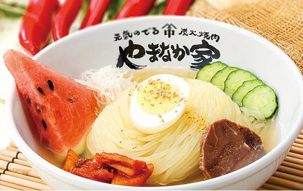 第1位「盛岡冷麺(普通盛り)」のイメージ画像