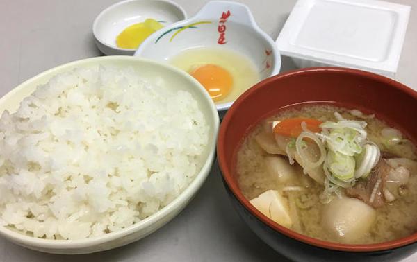 第2位「とん汁定食」のイメージ画像