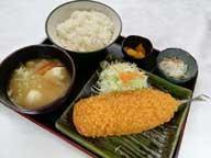 第3位「三陸産さんまフライ定食」のイメージ画像