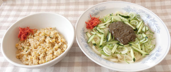 第2位「盛岡じゃじゃ麺&ミニ炒飯セット」のイメージ画像