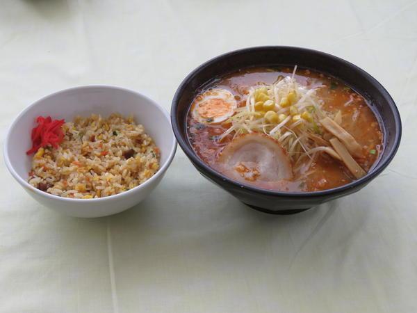第1位「ネギみそらーめん&ミニ炒飯セット」のイメージ画像