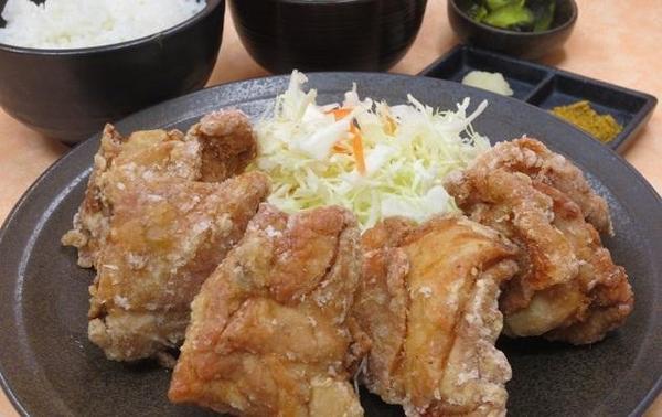 第1位「大盛鶏唐揚定食」のイメージ画像